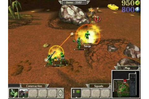 Army Men: RTS Gamecube Cheats and Tips