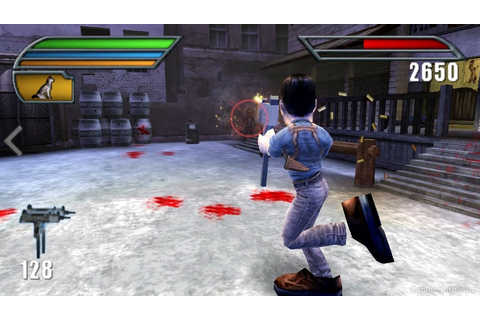 Dead to Rights: Reckoning (2005 video game)