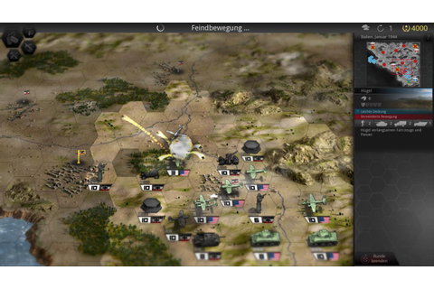 Panzer Tactics HD Steam & iPad release date announced, new ...