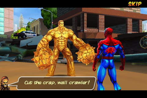 Ultimate Spider-Man: Total Mayhem Review | Play Legit ...