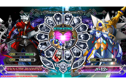 BlazBlue Continuum Shift Extend Save Game | Manga Council