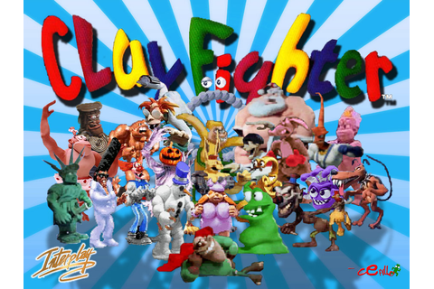 Clayfighter Remastered Coming to PC 2016 | OG's Anime Island