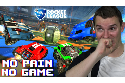 Rocket League - No Pain No Game (Hot Sauce Challenge ...