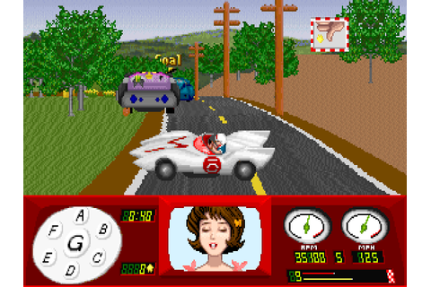 Download Speed Racer in The Challenge of Racer X | DOS ...