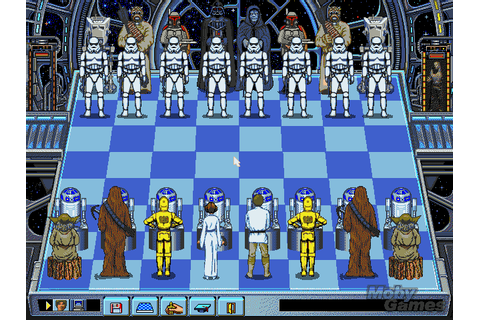 Download The Software Toolworks' Star Wars Chess - My ...