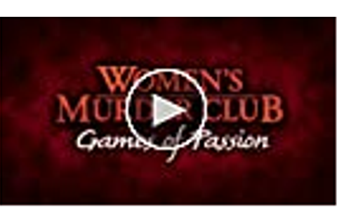 Amazon.com: Women's Murder Club Games of Passion ...