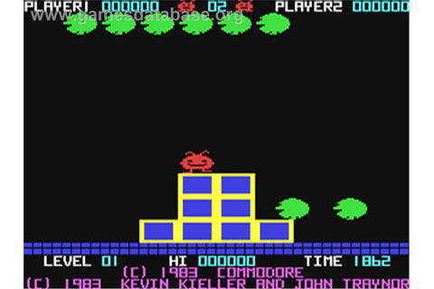 Jack Attack - Commodore 64 - Games Database