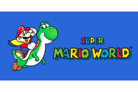 Super Mario World | Super Nintendo | Spiele | Nintendo