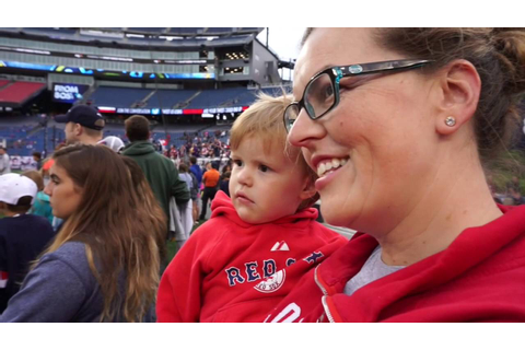 NEW ENGLAND REVS GAME! CASEY NEISTAT'S BIGGEST FANS! - YouTube