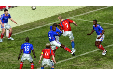 Pro Evolution Soccer 6 Full Version PC Game Download ...