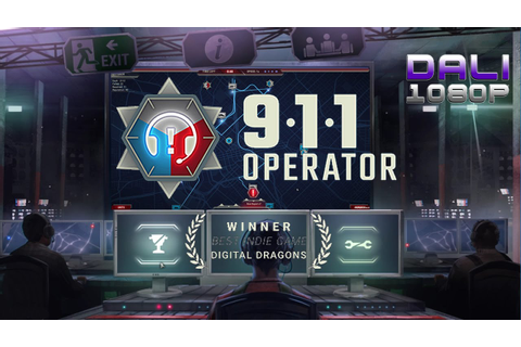 911 Operator PC Gameplay 1080p 60fps - YouTube