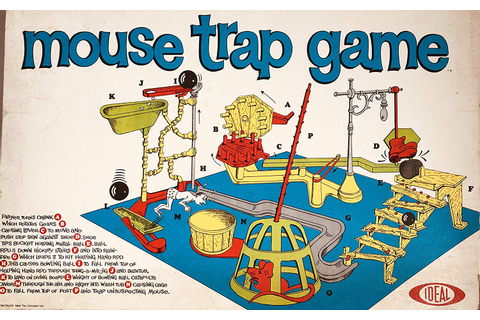 Board Games Retro: Did Anyone Ever Actually PLAY 'Mouse ...