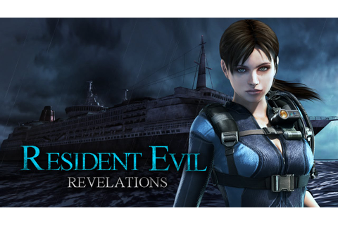 Resident Evil: Revelations (GAME MOVIE) - YouTube