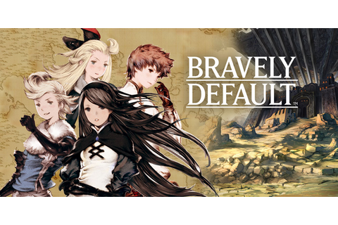 Bravely Default | Nintendo 3DS | Games | Nintendo