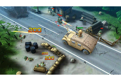 Tiny Troopers Joint Ops Review | Brash Games