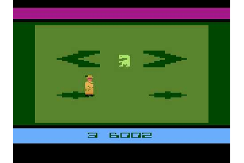 The Worst Game Ever - E.T. The Extra Terrestrial Atari ...