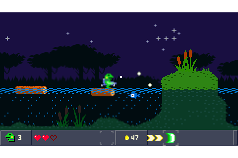 Cave Story Creator's Game Kero Blaster Coming to PS4 April 11