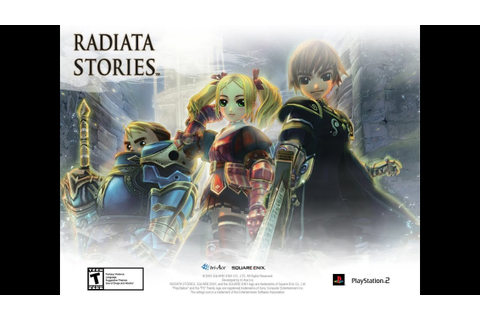Classic Game Review: Radiata Stories - YouTube