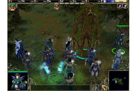SpellForce: The Order of Dawn Screenshots for Windows ...