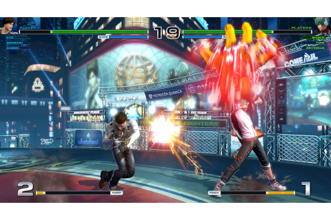 THE KING OF FIGHTERS XIV STEAM EDITION on Steam