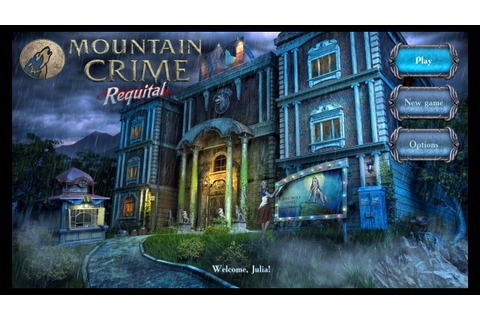 Solve Mysteries With Your Move in Mountain Crime: Requital ...