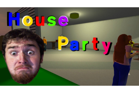 House Party | Indie Game : Debauchery and Beer Pong! - YouTube