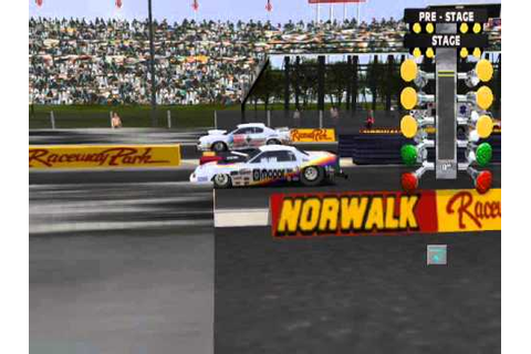 IHRA DRAG RACING GAME PRO STOCK - YouTube