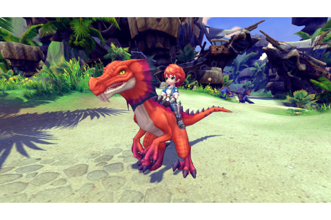 Dragomon Hunter: Anime MMO fan service by way of Germany ...