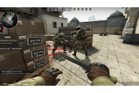 Download Counter Strike Global Offensive PC Game Full ...