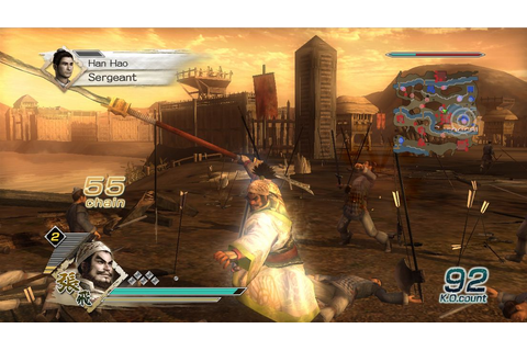 Free Download Dynasty Warriors 6 Full Version
