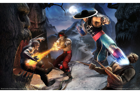 Mortal Kombat Shaolin Monks Download Full Version PC-Free