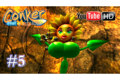 Conker: Live & Reloaded [Xbox] - Part #5 | ★ Walkthrough ...