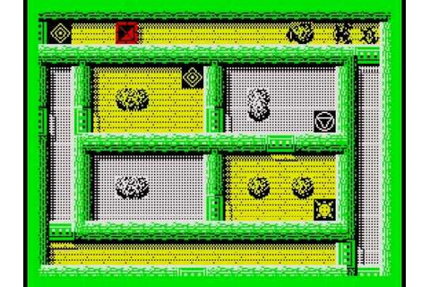 Ranarama Walkthrough, ZX Spectrum - YouTube