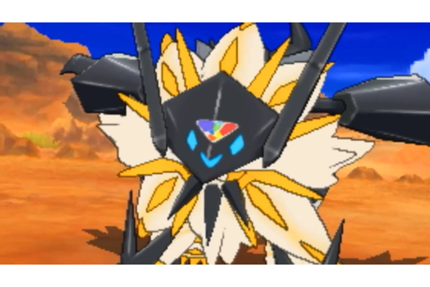 Story Details Revealed for Pokemon Ultra Sun and Ultra ...