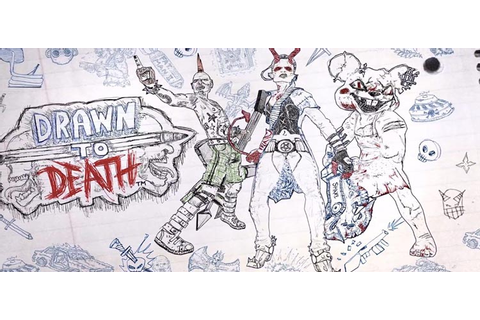 Drawn To Death Free Download Full Version PC Game
