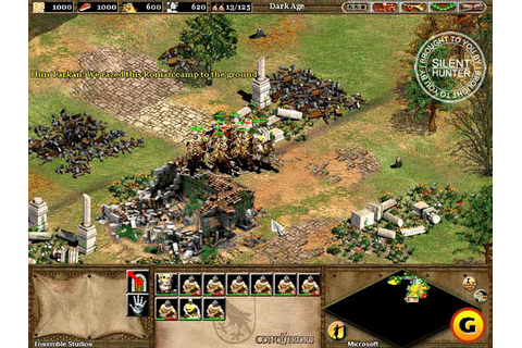 Age Of Empires II - The Conquerors Expansion PC Game ...