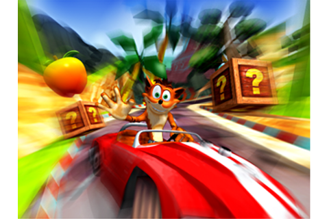 Crash Bandicoot Nitro Kart 3D for iPhone