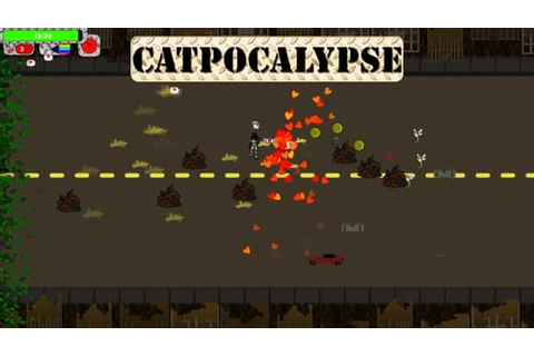 CATPOCALYPSE by Intersection Games (@Intersection_Games ...