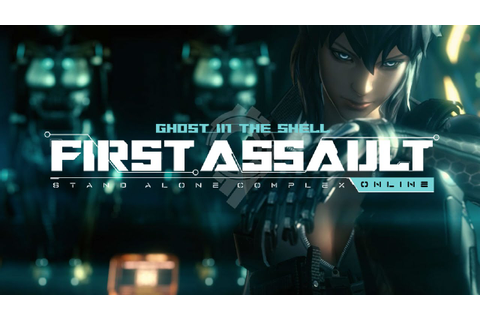 Ghost in the Shell: Stand Alone Complex , First Assault ...