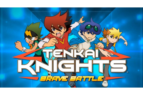 CONTACT :: Tenkai Knights: Brave Battle full game free pc ...