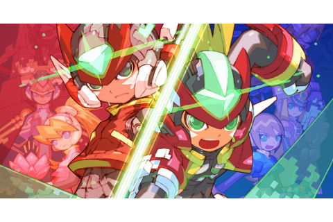 Mega Man Zero/ZX collection coming to consoles and PC in ...
