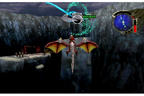 Panzer Dragoon Saga (1998) by Team Andromeda Saturn game