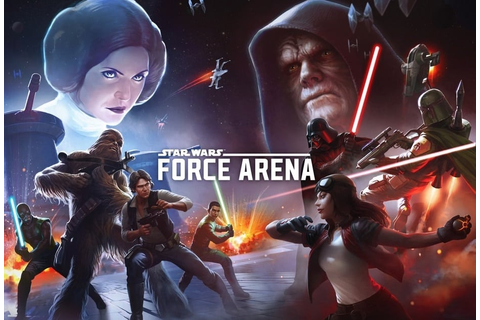 Star Wars: Force Arena for PC - Free Download