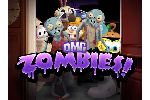 Nickelodeon OMG Zombies Strategy Game