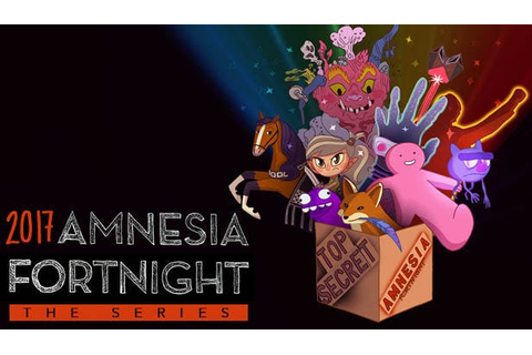 Buy Amnesia Fortnight 2017 from the Humble Store
