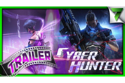 NEW CYBER HUNTER MOBILE GAME TRAILER and BREAKDOWN! - YouTube