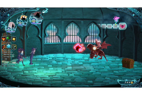 Little Witch Academia: Chamber of Time Free Game Full ...
