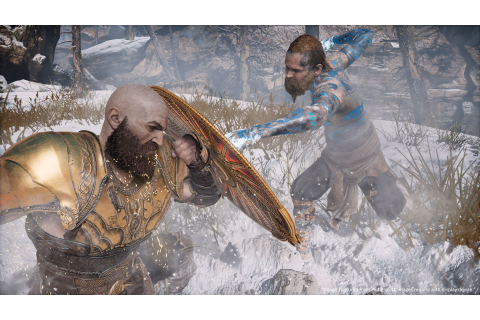 God of War free New Game+ update releases later this month