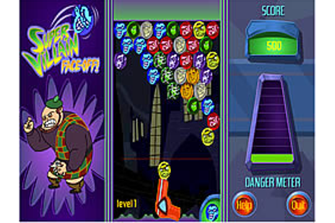 Kim Possible: Super Villain Face-Off Game - Play online at ...