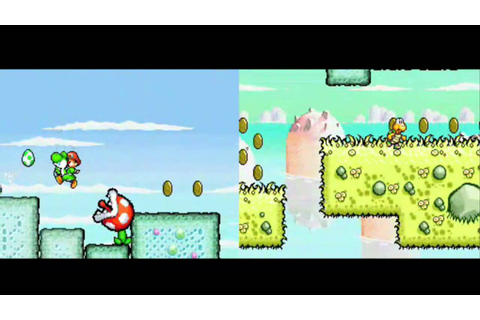 Yoshi's Island DS Review - YouTube